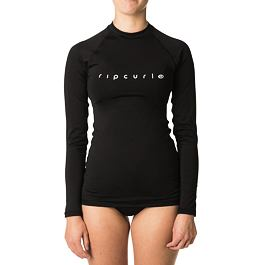 Lykra Rip Curl SUNNY RAYS RELAXED L/SL  Black