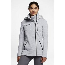 Mikina Hurley WINCHESTER FLEECE Heather Grey