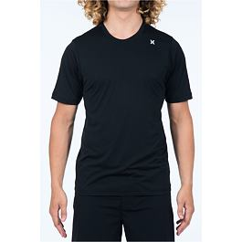 Tričko Hurley DRI-FIT ICON SURF SHIRT Black
