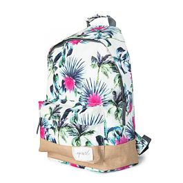 Batoh Rip Curl PALMS AWAY DOME  White