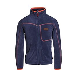 Mikina Rip Curl JR MICRO FLEECE FZ  Patriot Blue