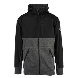 Mikina Rip Curl AGGROLITE ANTI-SERIES FLEECE  Dark Marle