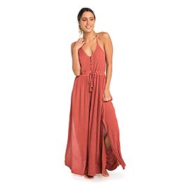 šaty Rip Curl NELLY MAXI DRESS  Hot Sauce
