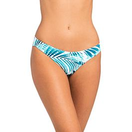 Plavky Rip Curl PARADISE PALM CHEEKY PANT  Escape