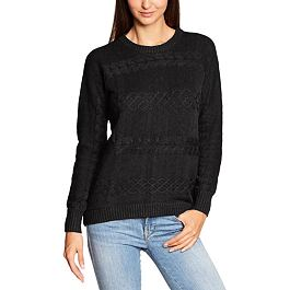Svetr Hurley CABLE SWEATER Dhg