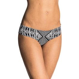 Plavky Rip Curl BLACK SANDS CHEEKY PANT  Black