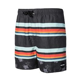 "Plavky Rip Curl VOLLEY RANGE 16"" BOARDSHORT  Black"