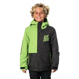 Bunda Rip Curl OLLY PLAIN JKT  Forest Green