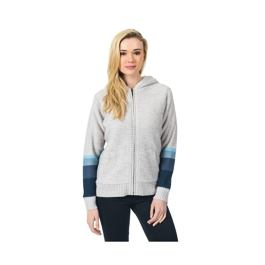 Svetr Rip Curl SUNSET SWEATER  Ecru Marle