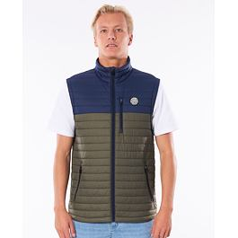 Vesta Rip Curl MELTING VEST ANTI SERIES  Navy