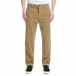 Kalhoty Globe CHAOS PANT STRAIGHT FIT Pecan