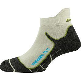 Ponožky PAC TR 1.1 TREKKING SUPERLIGHT Sand