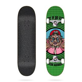 Skateboard komplet Cruzade SKATE KOMPLET CRUZADE SHUT UP AND SKATE 8,0 Green