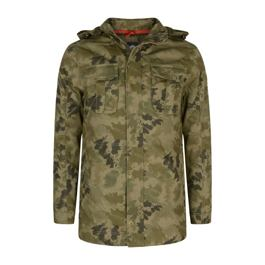 Bunda Animal JACKOO Camo Green