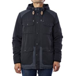 Bunda Hurley OCCUPY PARKA Black
