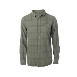 Košile Rip Curl CHECK SHIRT  Dusty Olive