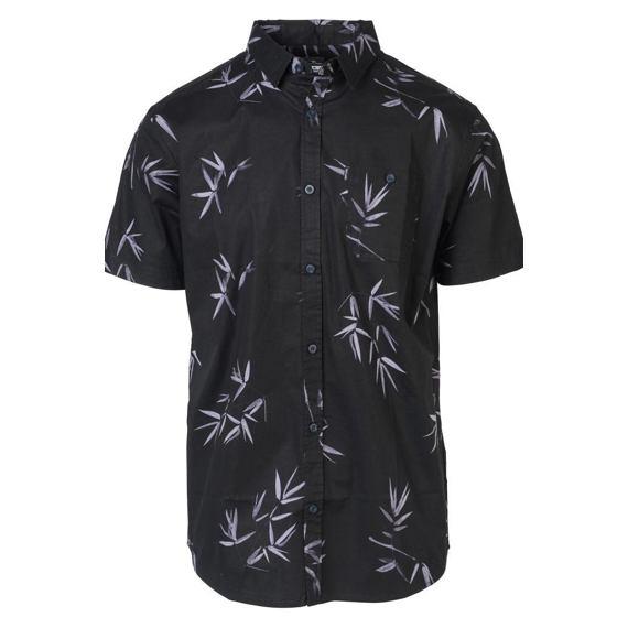 Košile Rip Curl BUSY SURF DAY SHIRT  Black