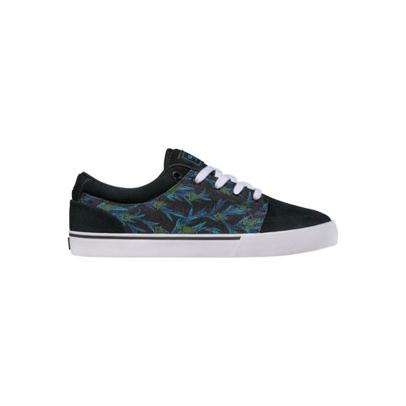 Boty Globe GS Black/Teal Thistle