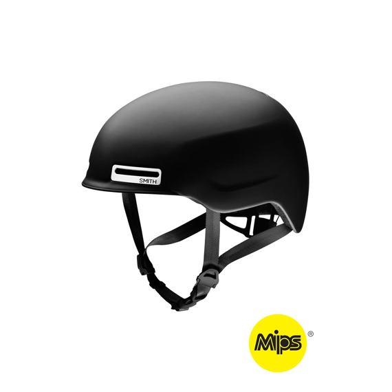 Cyklistická helma Smith MAZE BIKE MIPS Matte Black