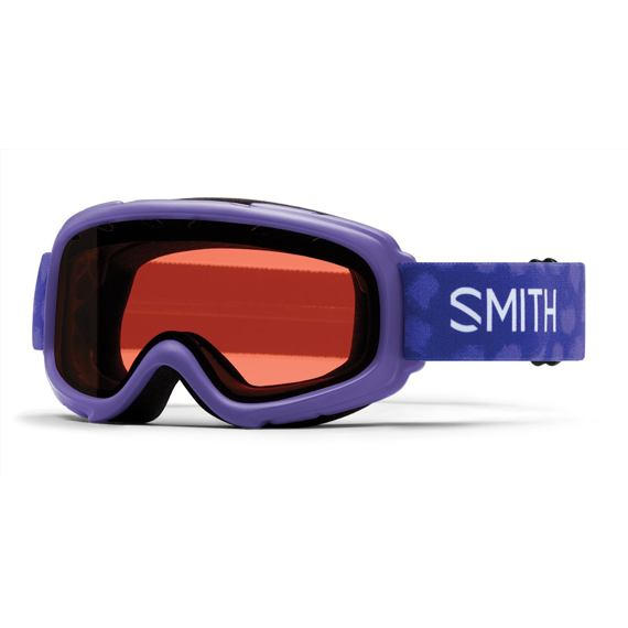 Snow brýle Smith GAMBLER AIR Ultraviolet Brush Dots