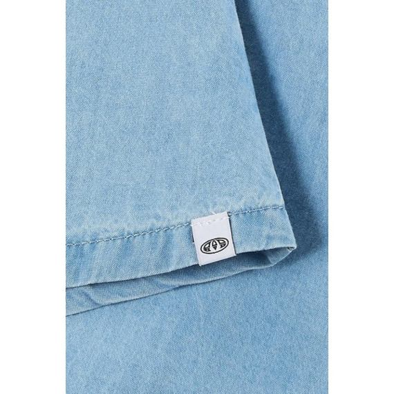 šaty Animal SENORITA Chambray Blue