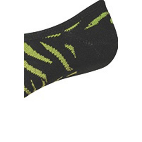Ponožky Globe FERN INVISIBLE SOCK 5 PACK Assorted