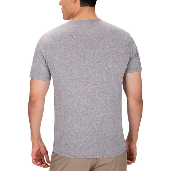 Tričko Hurley DRI-FIT CORONADO TOP S/S Lt Grey Heather