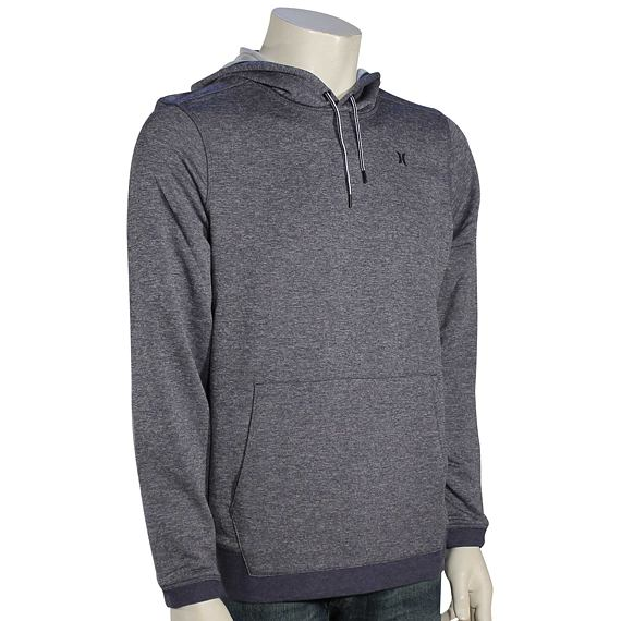 Mikina Hurley DRI-FIT DISPERSE PULLOVER 2.0 Obsidian
