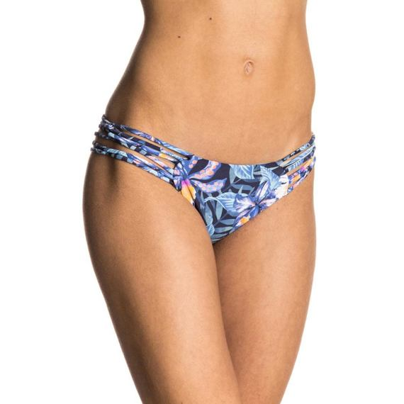 Plavky Rip Curl TROPIC TRIBE LUXE CHEEKY  Navy