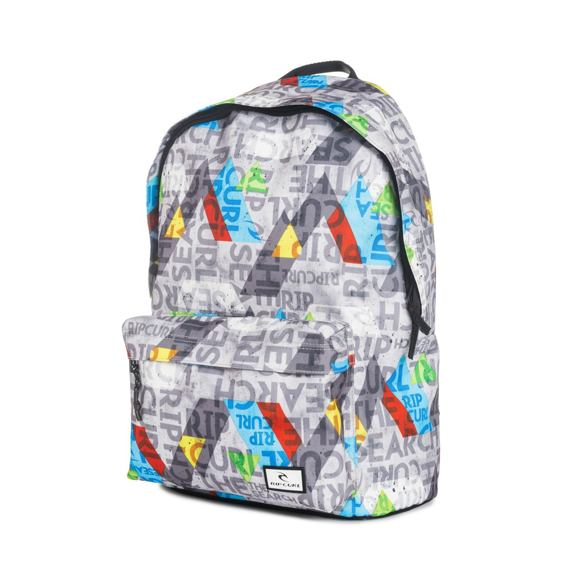 Batoh Rip Curl GEO PARTY DOME Grey