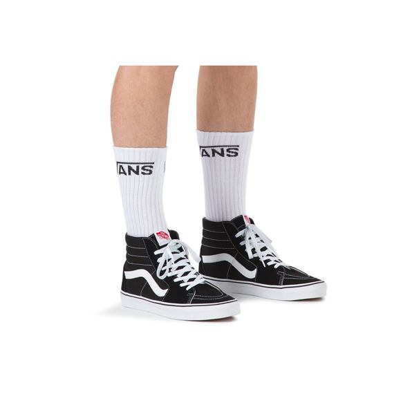 Ponožky Vans CLASSIC CREW White