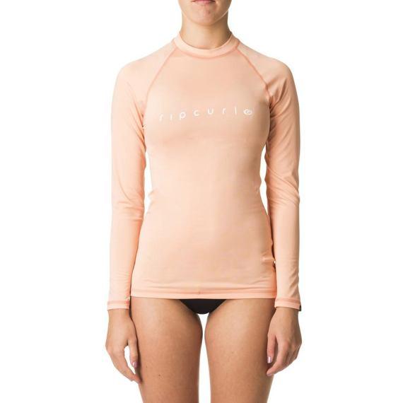 Lykra Rip Curl SUNNY RAYS RELAXED L/SL  Peach