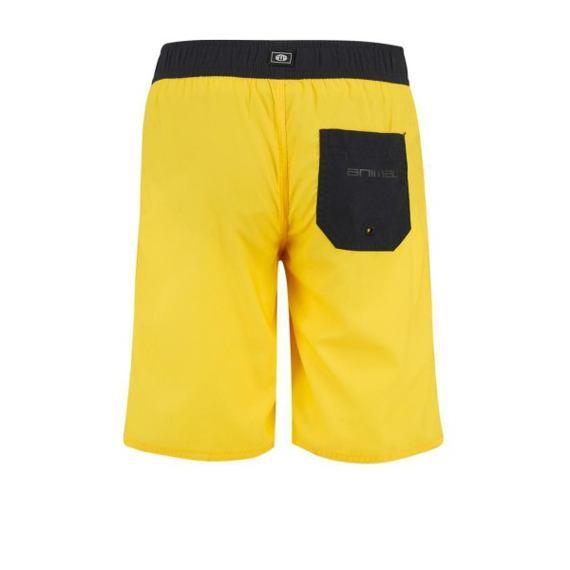 Plavky Animal TANNAR Bright Yellow
