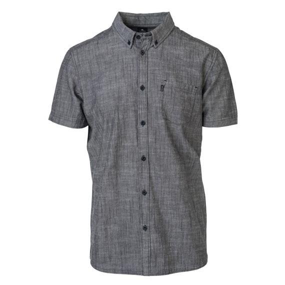 Košile Rip Curl RANDOM DAY SHIRT  Black