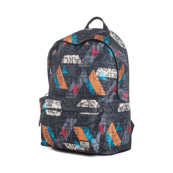 Batoh Rip Curl GEO PARTY DOME Black
