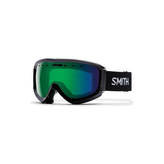 Snow brýle Smith PROPHECY OTG Black | ChromaPop Everyday Green