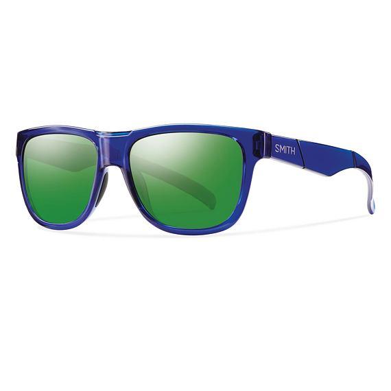 Sluneční brýle Smith LOWDOWN SLIM/N Crystal Blue