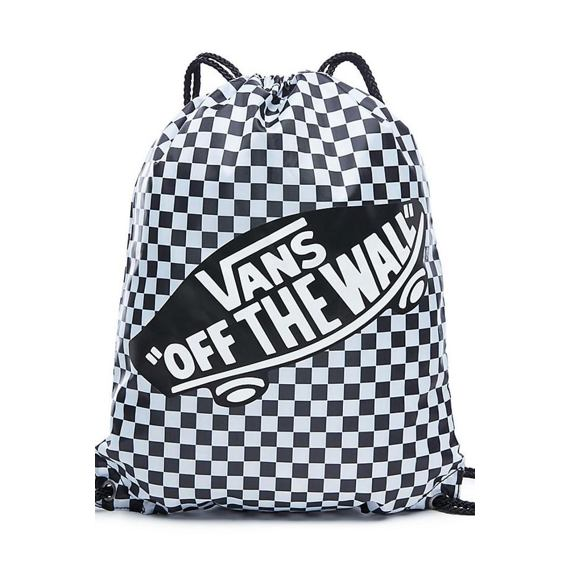 Batoh Vans BENCHED BAG Black/White