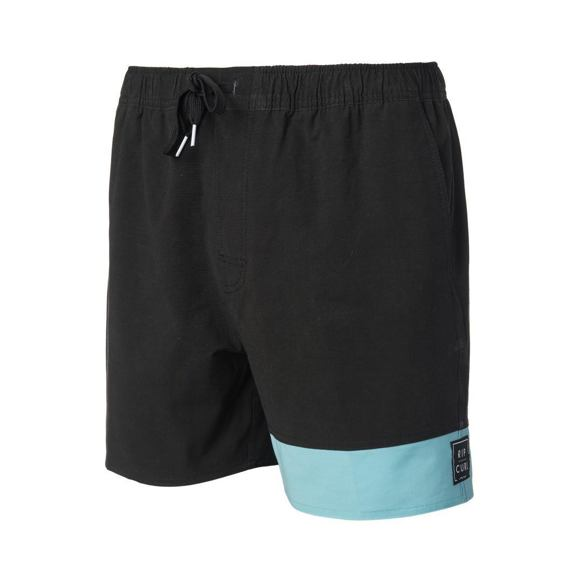 "Plavky Rip Curl VOLLEY COMBINED 16"" BOARDSHORT Black"