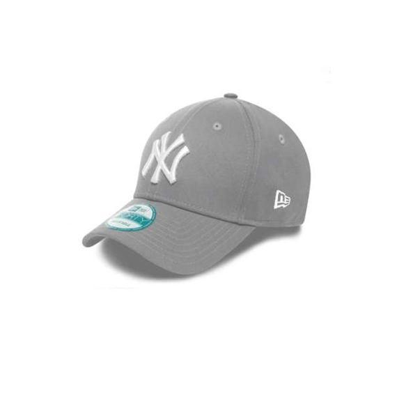 4dc375421 Kšiltovka New Era 940K MLB League Basic NEYYAN Grey/White ...