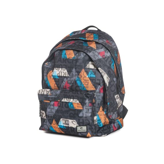 Batoh Rip Curl GEO PARTY DOUBLE DOME Black