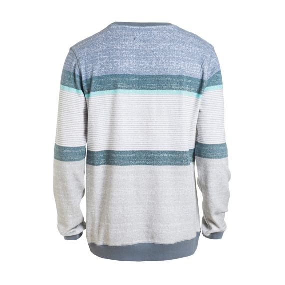 Mikina Ripcurl RAPTURE STRIPE CREW Dark Denim