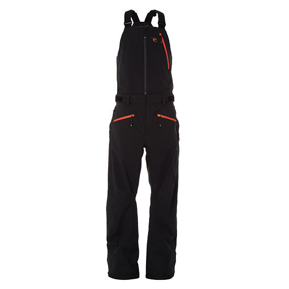 Kalhoty Rip Curl PACK BIB + PANTS ULTIMATE Jet Black