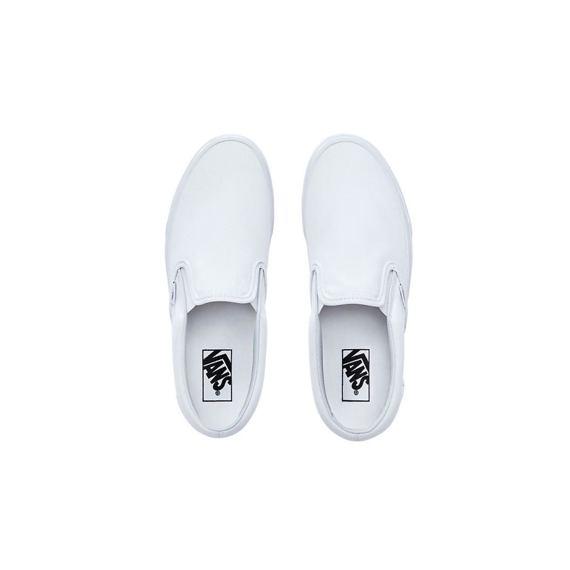 Boty Vans CLASSIC SLIP-ON True White