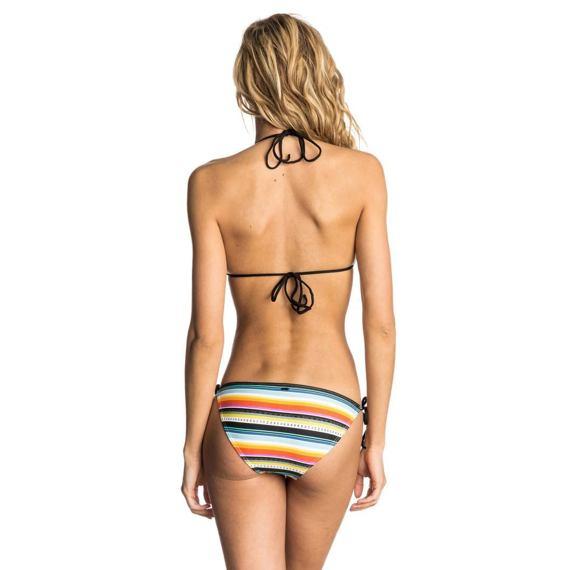 Plavky Rip Curl BEACH BAZAAR TRI SET  Black