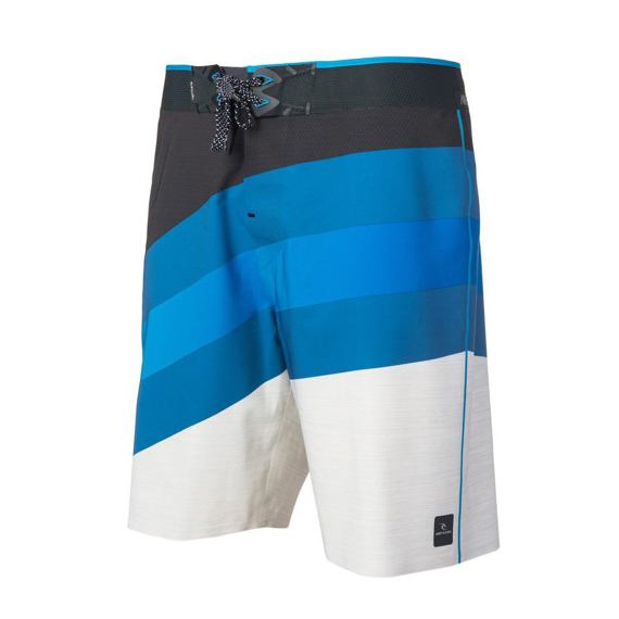 "Plavky Rip Curl MIRAGE MF ONE 19"" BOARDSHORT  Blue"