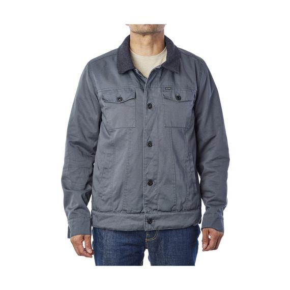 Bunda Hurley TRUCK STOP JACKET Dark Grey