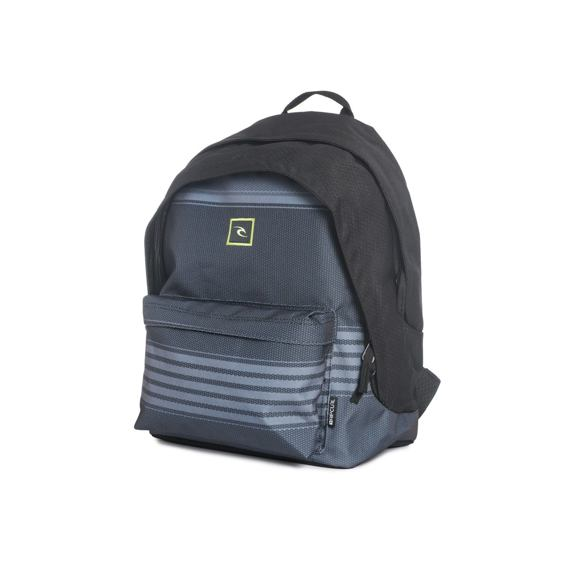 Batoh Rip Curl THE GAME DOUBLE DOME Grey