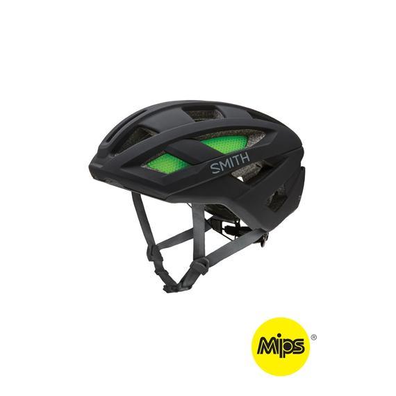 Cyklistická helma Smith ROUTE MIPS Matte Black