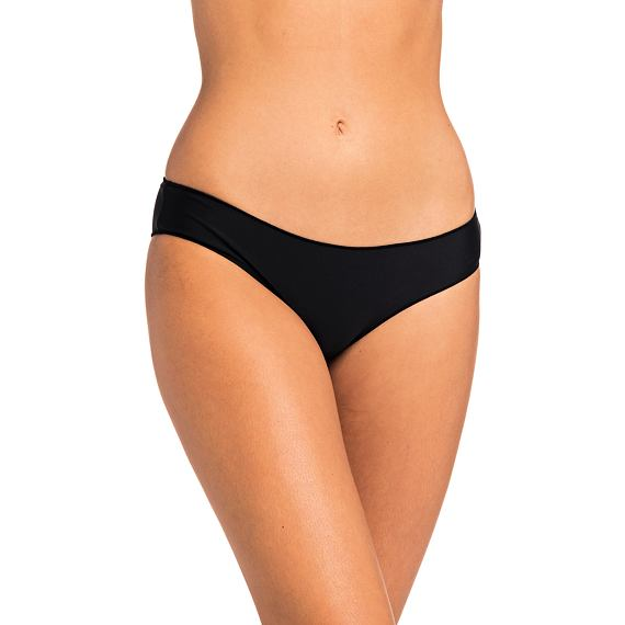Plavky Rip Curl SURF ESSENTIALS CHEEKY PANT  Black